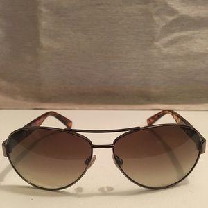 009cfc8fe61bf Jimmy Choo Accessories - Jimmy Choo  Baba  aviator sunglasses